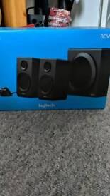 Sound system Logitech - bargain