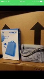 NEW Omron CL2 large blood pressure cuff Medical