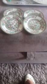 Anchor China plates