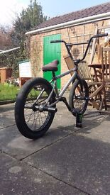 CULT SOS BMX Custom NOT COMPLETE!!! Selling Parts!!! (Primo, Stranger, CULT, Mankind, Odyssey,)