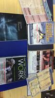 General arts and science textbooks FANSHAWE
