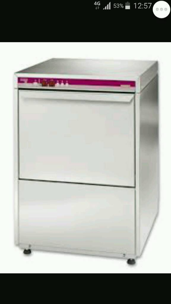 Maidaid halcyon commercial dishwasher. Can deliver
