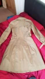 Firetrap rain coat size small suitable for UK 6/8/10