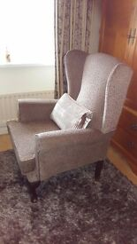 Gorgeous Wingback Chair