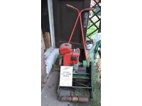 Suffolk colt petrol mower