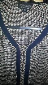Jacket/Cardigan Ladies Top Shop