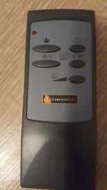 Firerite flame remote