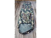 Sleeping bag covers & poncho's joblot total of 6