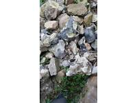 Large rocks for ponds,waterfalls e.c.t