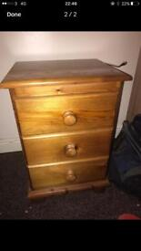 QUALITY chest of drawers x 2 BARGAIN!