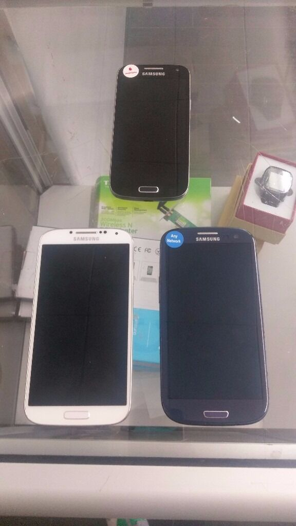 samsung s4 mini i vodafone networkin Eccles, ManchesterGumtree - samsung phones for sale good condition box and charger included 3 months warranty samsung s4 mini i vodafone network £100.00 samsung s3 unlocked to any network £70.00 samsung s4 unlocked to any network £100.00