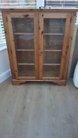 Dualcal Victora Glass Display Cabinet