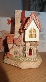 David Winter:Tile Maker's Cottage