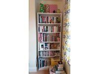 White Ikea Bookshelf for Sale