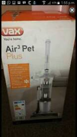 Vax Air3 Pet Upright VRS114