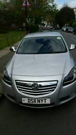 Pco rejestered uber ready vauxhall insignia 2011
