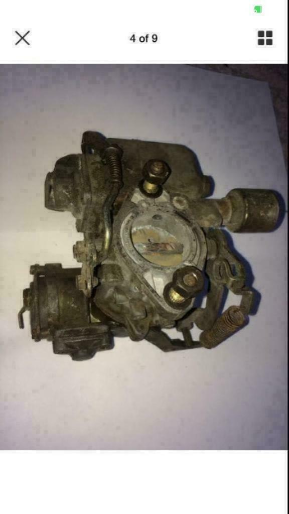 VW Type 2 Camper / Beetle Solex 1600cc 34 Pict-3 Carburettor -£65 | in  Coatbridge, North Lanarkshire | Gumtree