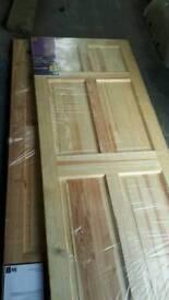 new internal timber doors