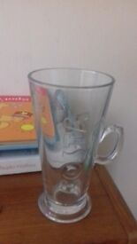 Costa brand glasses and mugs