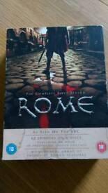 Rome Season 1 DVD Limited Edition