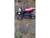 2016 50cc KIDS QUAD BIKE MOTORCYCLE - NEW - 4 WHEELER - LOCATED IN FINCHAMPSTED