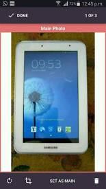Samsung Galaxy tab 2.7 16 Gb WiFi