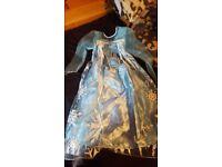Elsa and Anna dresses
