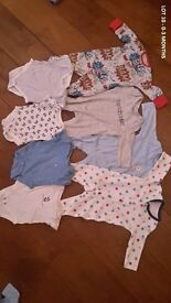 Lot 10 - Baby bundles - 3 for £10 - 0-3 months