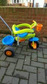 Childrens 3 in 1 Smart Trike