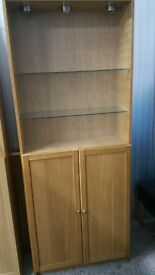 IKEA BILLY BOOKCASES X3 GOOD CONDITION.