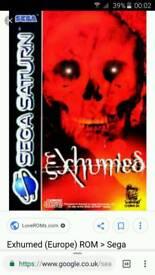 Exhumed sega saturn