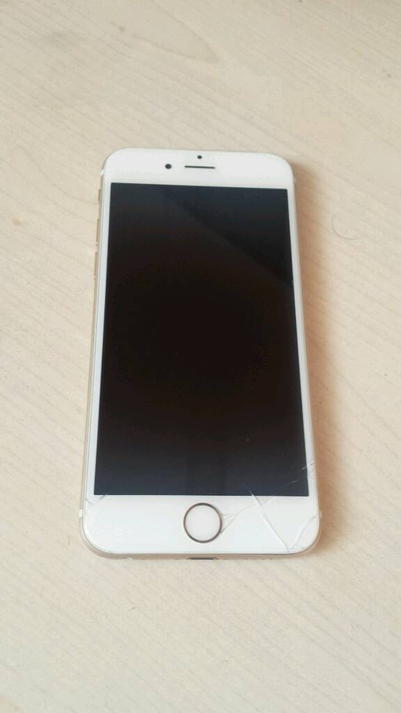 Cheap iphone 6 16gb gold on EEin Watford, HertfordshireGumtree - Hi this iphone 6 has small crack on the bottom right of screen but it doesnt affect the screen works all fine look at the pictures