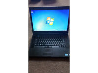 2 LAPTOPS FOR SALE, 1 WORKING - BOTH SPARES OR REPAIR, DELL PRECISION CORE i5