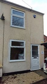 2 Bedroom, End Terrace, Quiet back street with off street parking, North Wingfield, Chesterfield
