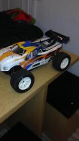 Wanted radio gear an brushless motor set up