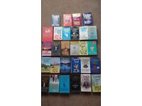 28 Danielle Steel Novels! All used but that's 18p a book! Collection from Lodmoor area.