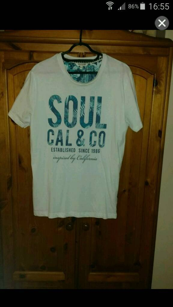 Soul cal & co t-shirt