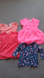 6-9 months baby girl clothes.