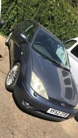Ford focus st170 3door