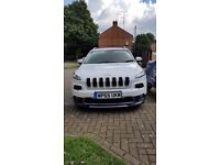 Jeep Cherokee 2.0 Multijet Limited 2wd 5dr. Immaculate Condition