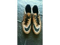 Nike football boots size5