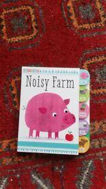 Baby toddler books