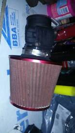 Mondeo TDCI 130ps cone air filter and MAF sensor