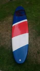 """9'6"""" longboard surfboard"""