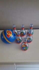 Mickey bowling toy