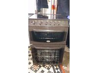 Cannon Gass Cooker Brown And Black With Free Delivery---
