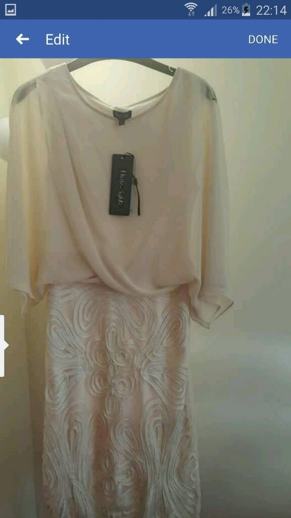 Phase Eight's party dress Size 8