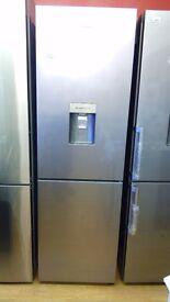 SAMSUNG silver Fridge Freezer slightly marked Ex display