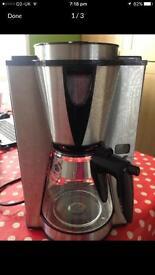 Marks & Spencer coffee machine