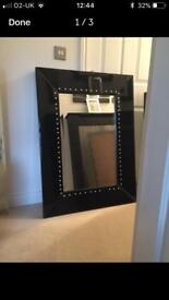Large Quirky Mirror